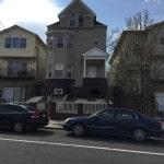 One family house. Newark, NJ